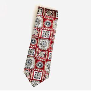 Oscar del a Renta Couture Collection Tie